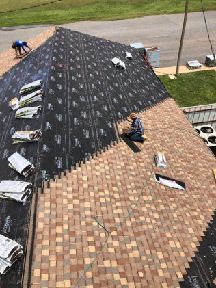 Re-Roofs and Repairs